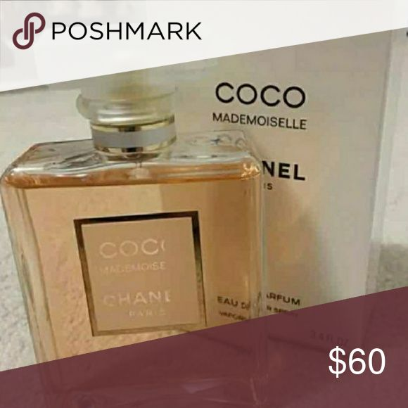 Spotted while shopping on Poshmark: Coco Chanel Mademoiselle 3.4oz 100ml! #poshmark #fashion #shopping #style #CHANEL #Other