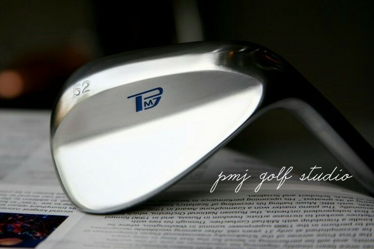Wedgeman prototype original PMJ GOLF STUDIO