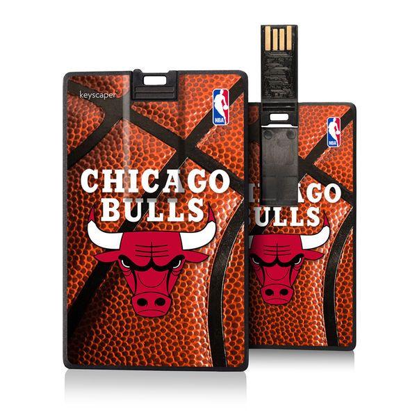 Chicago Bulls 8GB USB Basketball Credit Card Flash Drive - $24.99