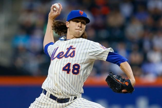 Jacob deGrom, New York Mets, SP