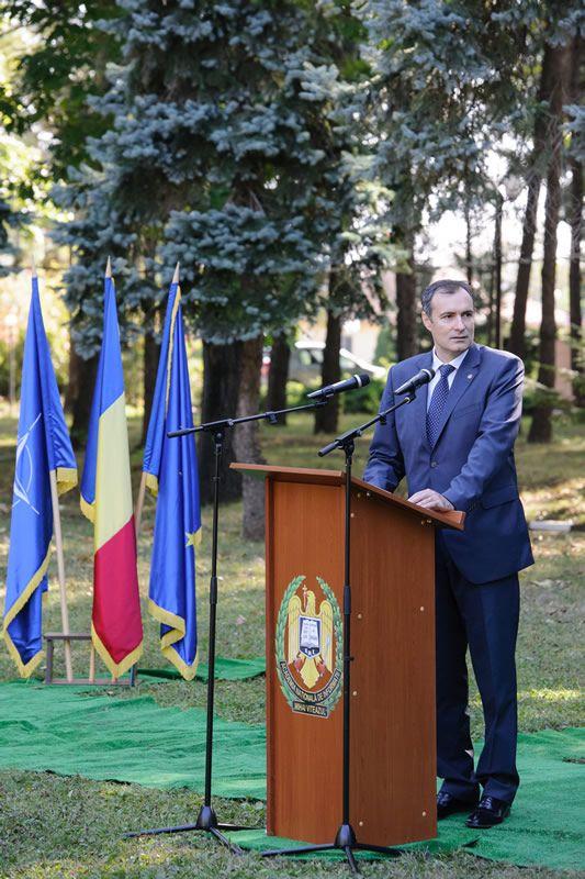 Domnul general-locotenent Florian Coldea la ANIMV