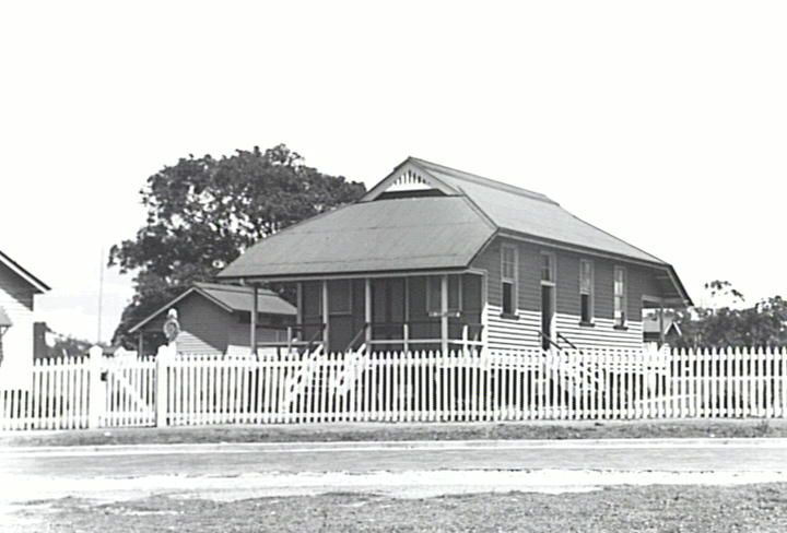 Redcliffe Police Station 1930