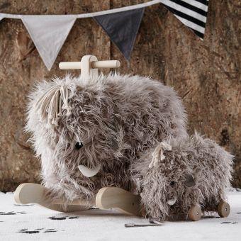 Kids Concept Schaukelpferd NEO Mammut | online kaufen | Emil & Paula Kids