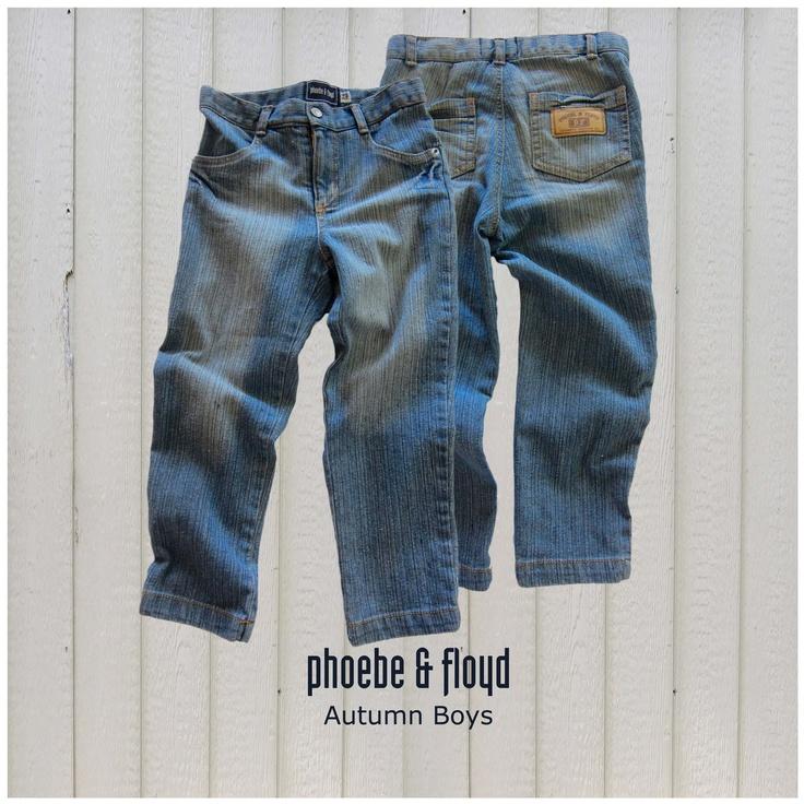 Narrow Leg 5 Pocket Jeans