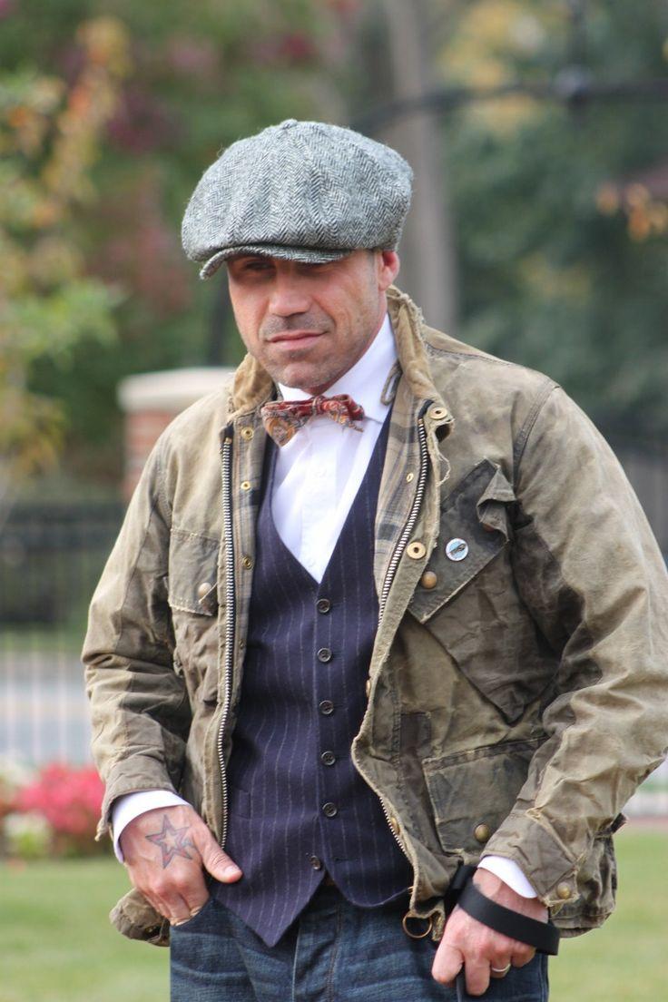 Barbour in Soho… | Men's Fashion & Style Blog | Fashion Four Men
