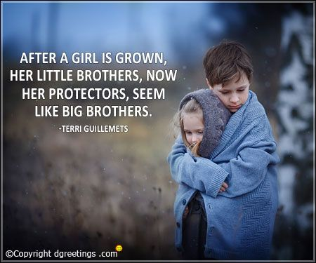 Quotes for brothers love