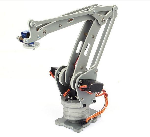 Robot Arm Arduino 6-Axis Servo Control Palletizing Arduino Mega2560 Robotics  | Business & Industrial, Automation, Motors & Drives, Industrial Robotic Arms | eBay!