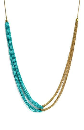 10 ideas about bead necklace designs on pinterest for Rope designs and more