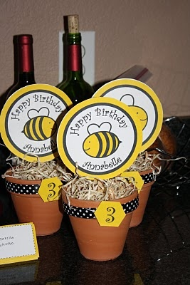 17 Best Bumble Bee Party Ideas Images On Pinterest