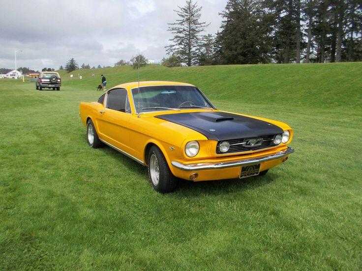 64.5 Mustang fastback