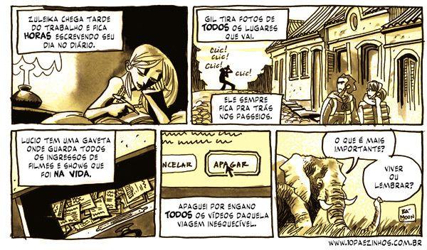 Quase Nada 155, by 10paezinhos