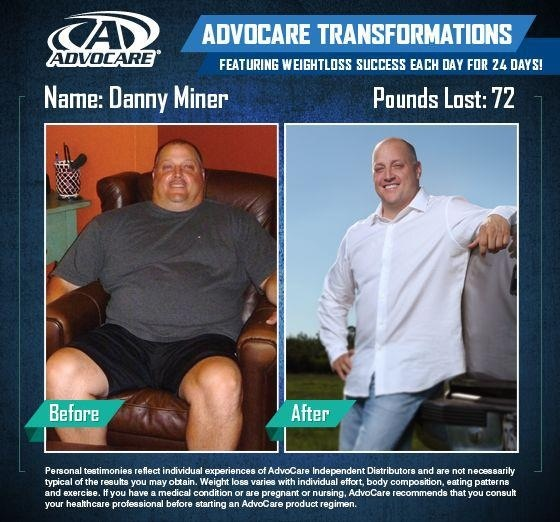 17 Best images about AdvoCare Transformations on Pinterest ...