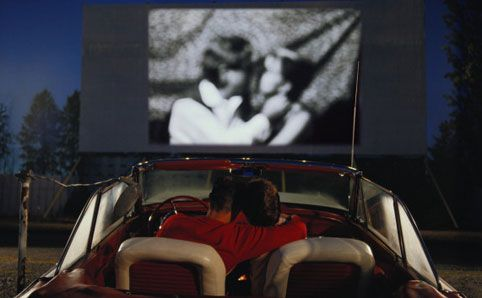 Downtown Drive-In - Carriageworks. 29 Nov - 1 Dec 2012