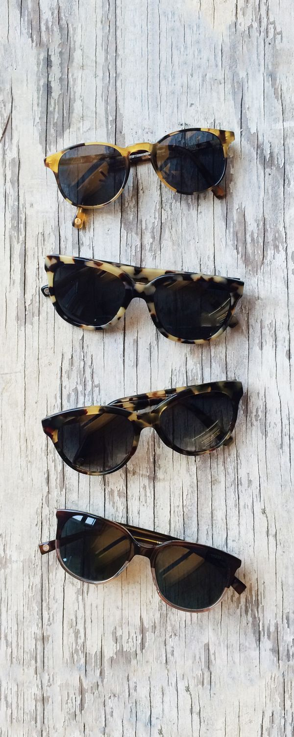 See summer better in a new pair of polarized sunglasses. Discover our latest shapes, colors and collections today!