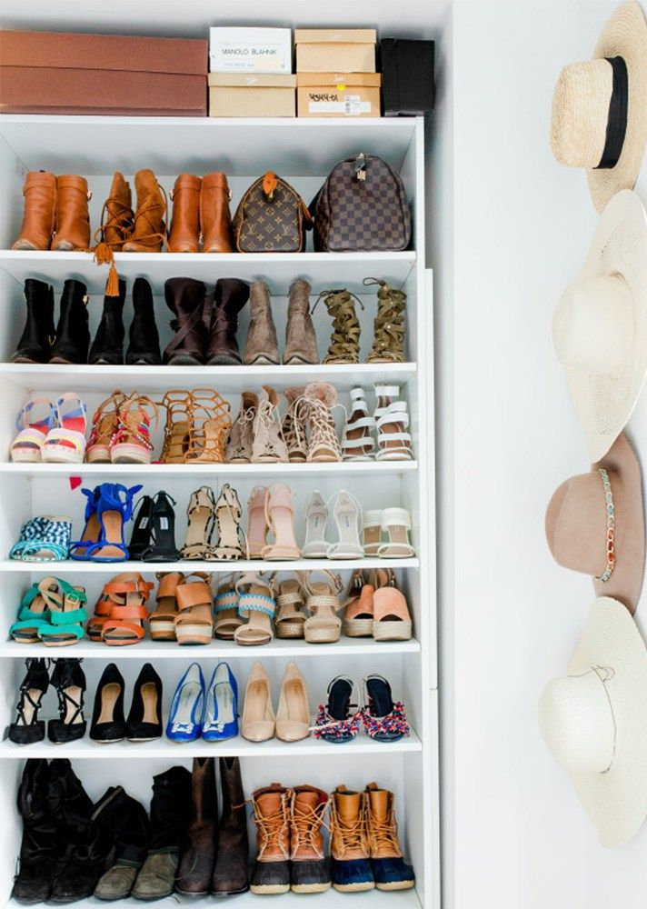75 Best Shoe Storage Solutions Images On Pinterest Shoe