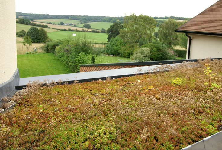 Single Ply Green Roof Installations | Roof Assured by Sika Sarnafil