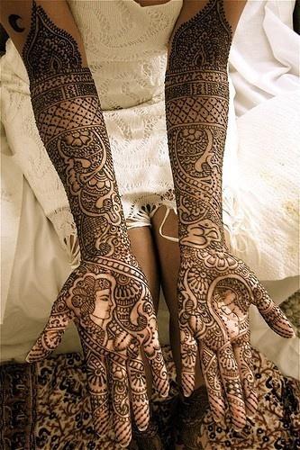 gorgeous henna designs