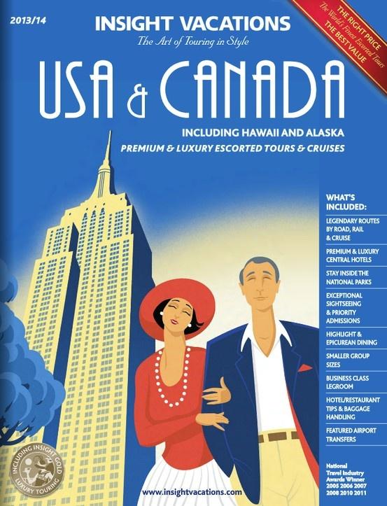 Insight Vacations - USA & Canada 2013-14