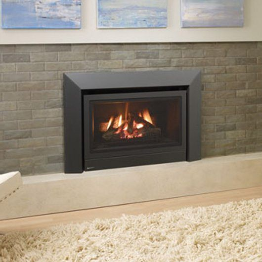 Buy A Regency Inbuilt Fireplace In Melbourne   This Contemporary, Stylish Gas  Log Fire Will Fit Into Almost All Existing Fireplaces And Adds A Very  Stylish ...