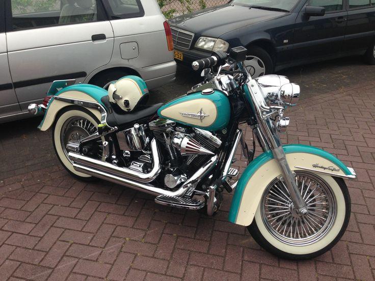 Great looking Harley Davidson Heritage Softail