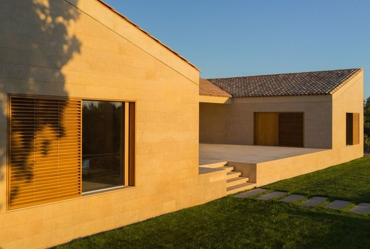 John Pawson . Detached Houses . St Tropez  (7)