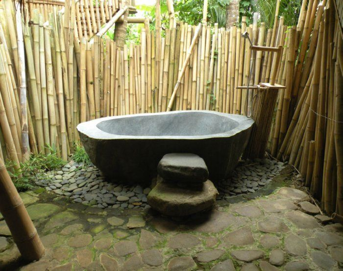 Picture Gallery Website  best Tropical bathroom ideas images on Pinterest Room Architecture and Dream bathrooms