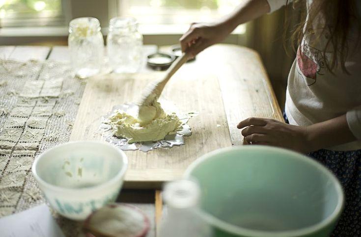 homemade butterHomemade Butter Wow, Easy Homemade, Homemade 3