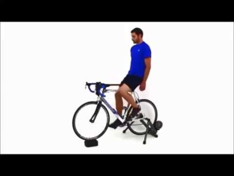 Séance interval training Vélo d'appartement : fractionné 3 - YouTube