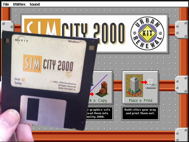 SimCity 2000 (SC2K) is a city-building simulation video game and the second installment in the SimCity series. SimCity 2000 was first released by Maxis in 1994 for computers running Apple Macintosh Operating System. It was later released on the Amiga, DOS & Microsoft Windows.