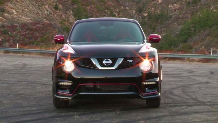 2019 Nissan Juke Performance