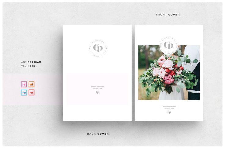 Wedding Magazine by AlfianBrand™ on @creativemarket