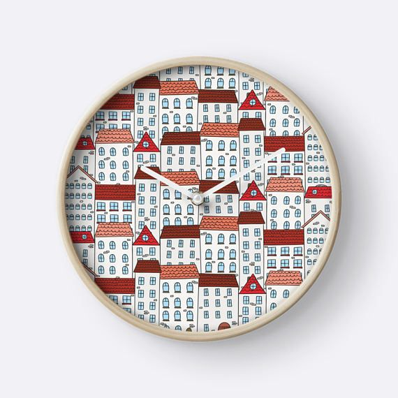 reloj de pared reloj decorativo reloj diseño nordico reloj