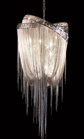 Lustre design  - Hudson Furniture - for in my ballroom with all my glass fireplaces