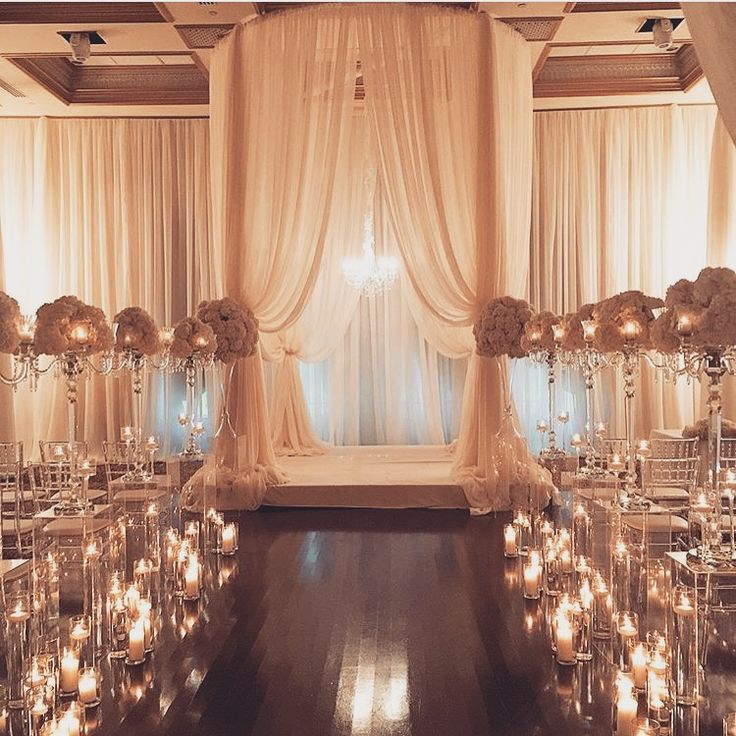 25+ Best Ideas About Wedding Aisle Candles On Pinterest
