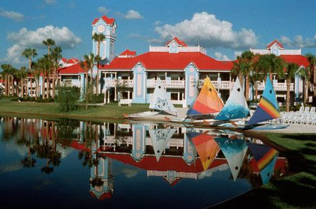 Caribbean Beach Resort in Walt Disney World! Can't wait to go in September!