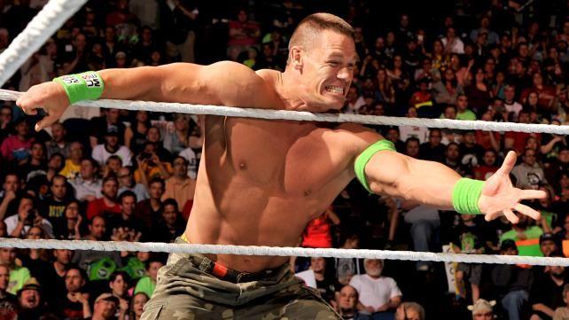 John Cena, Roman Reigns & Dean Ambrose vs. The Wyatt Family: photos | WWE.com