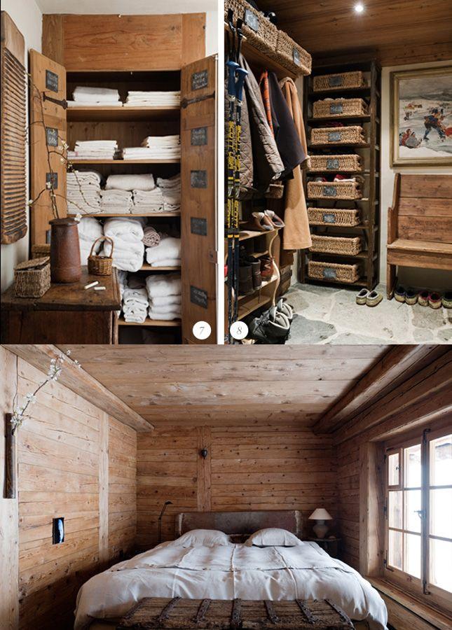 Happy Interior Blog: Home Tour: Swiss Chalet