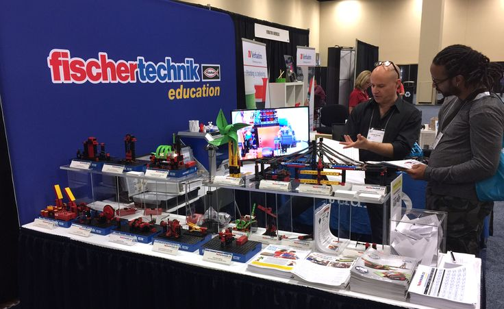 Having a great time at #ISTE17 - Be sure to stop by booth 252 to explore #edtech options for your #classroom!