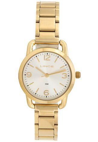 aa93c99f5 Relógio Lince LRGJ071L-S2KX Dourado - Compre Agora | Dafiti Brasil