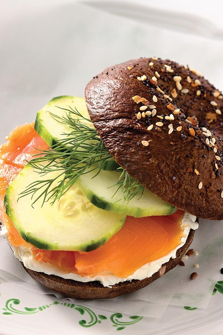 Pumpernickel Bagels Recipe