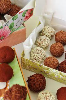 Zoet & Verleidelijk: Baileys bonbons