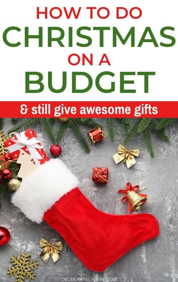 Christmas Shopping On A Budget How To Still Give Amazing Gifts Frugal Christmas Affordable Christmas Gifts Creative Christmas Gifts