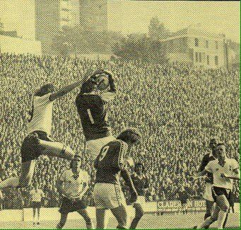 Charlton v Spurs 4-1, 1977