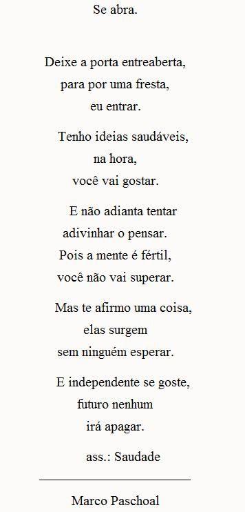 Se abra... #amor #saudade #poesia #pensamentos #desejos