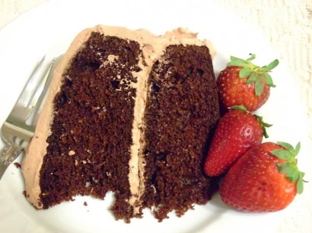 Low Fat, Low Cholesterol Chocolate Cake/Cupcakes