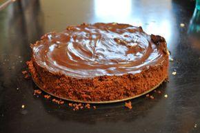 Optimale chocoladetaart | Goddelijke Huisvrouw