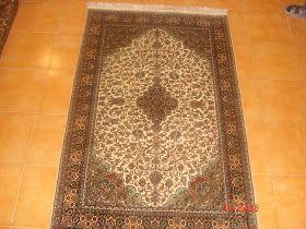 kashmir carpets, kashmiri silk carpets, kashmir ru…