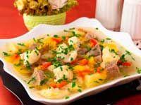 Вкусный, легкий и аппетитный суп с клецками превратит скучный обед в маленькое пиршество! http://fifira.ru/dom/pervye-blyuda/sup-s-kleckami