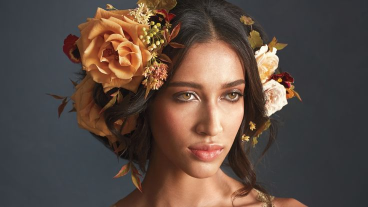 Browse Martha Stewart Weddings' 6 Other Ways to Wear Flowers on Your Wedding Day collection. Unique designer wedding gowns & bridesmaid dresses in short, mermaid & ball gown styles with sleeves or color. Also see hairstyles, makeup ideas & accessories at MarthaStewartWeddings.com.