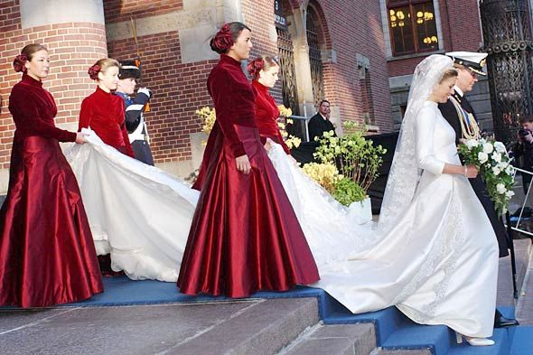 Great Royal Weddings: Prince Willem-Alexander of the Netherlands Marries Maxima Zorreguieta